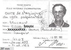 copie compressée SEO carte stagiaire ENA Didier BROCHON